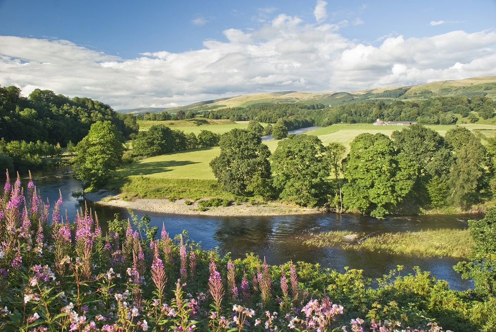 Ruskins View, Kirkby Lonsdale