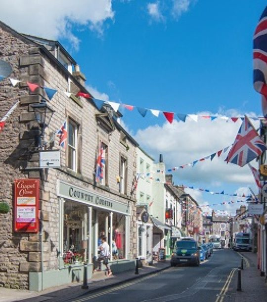 Main Street Kirkby Lonsdale